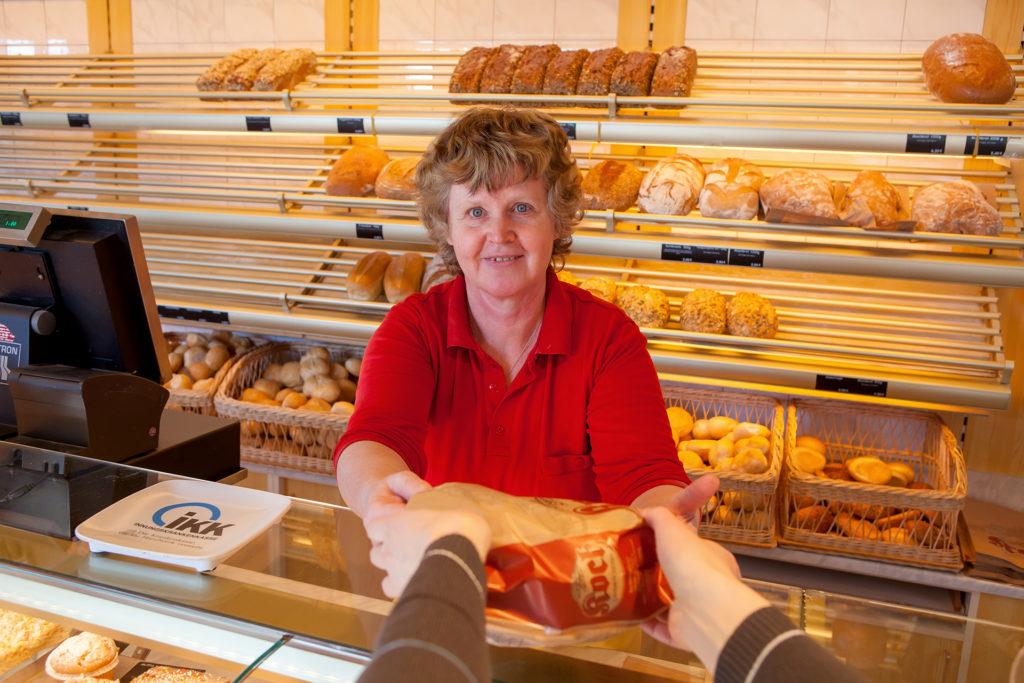Die Landbäckerei Koch: Unsere Bäckereifachverkäuferinnen