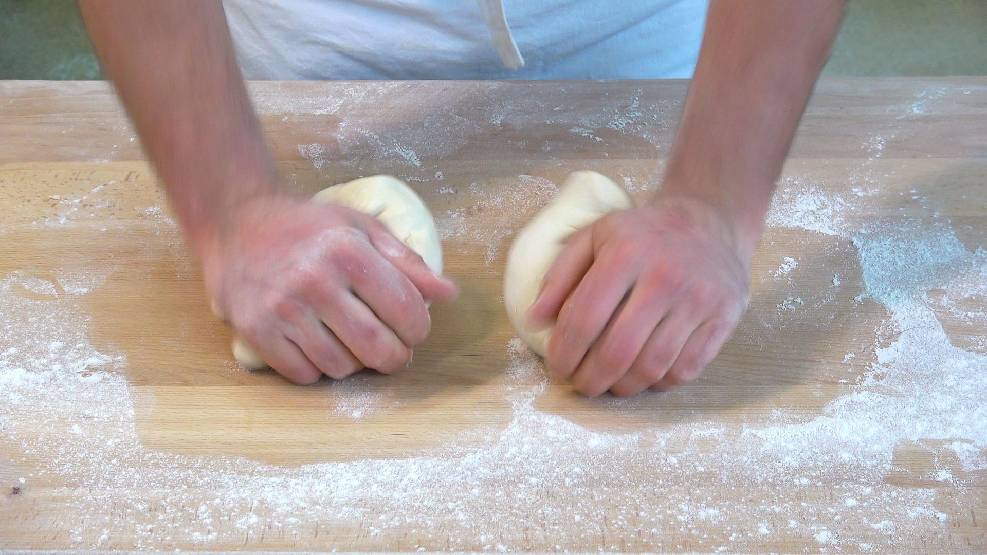 Produkte - Brötchen: Zubereitung