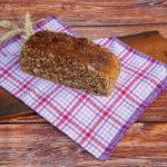 Landbäckerei Koch - Kastenbrot auf Ofenschieber