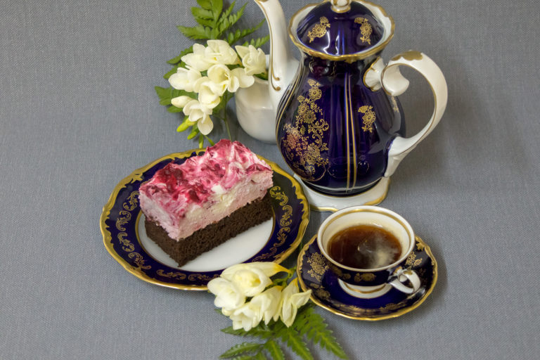 Landbäckerei Koch - Kaffee und Kuchen: Himbeertraum