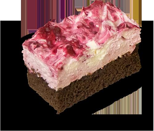 Produkte - Kuchen & Torten: Himbeertraum