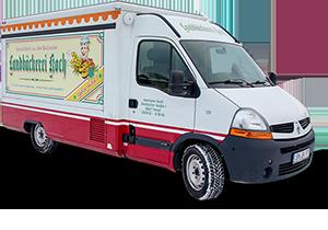 Service - Verkaufswagen: Auto 1