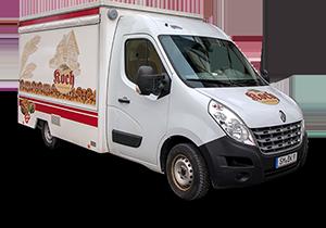 Service - Verkaufswagen: Auto 2